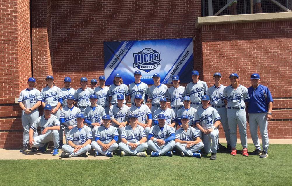 Avery Point championship baseball team